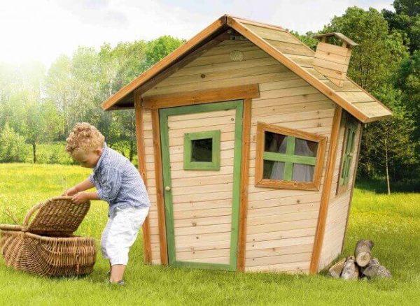 Spielhaus Alice für den Garten