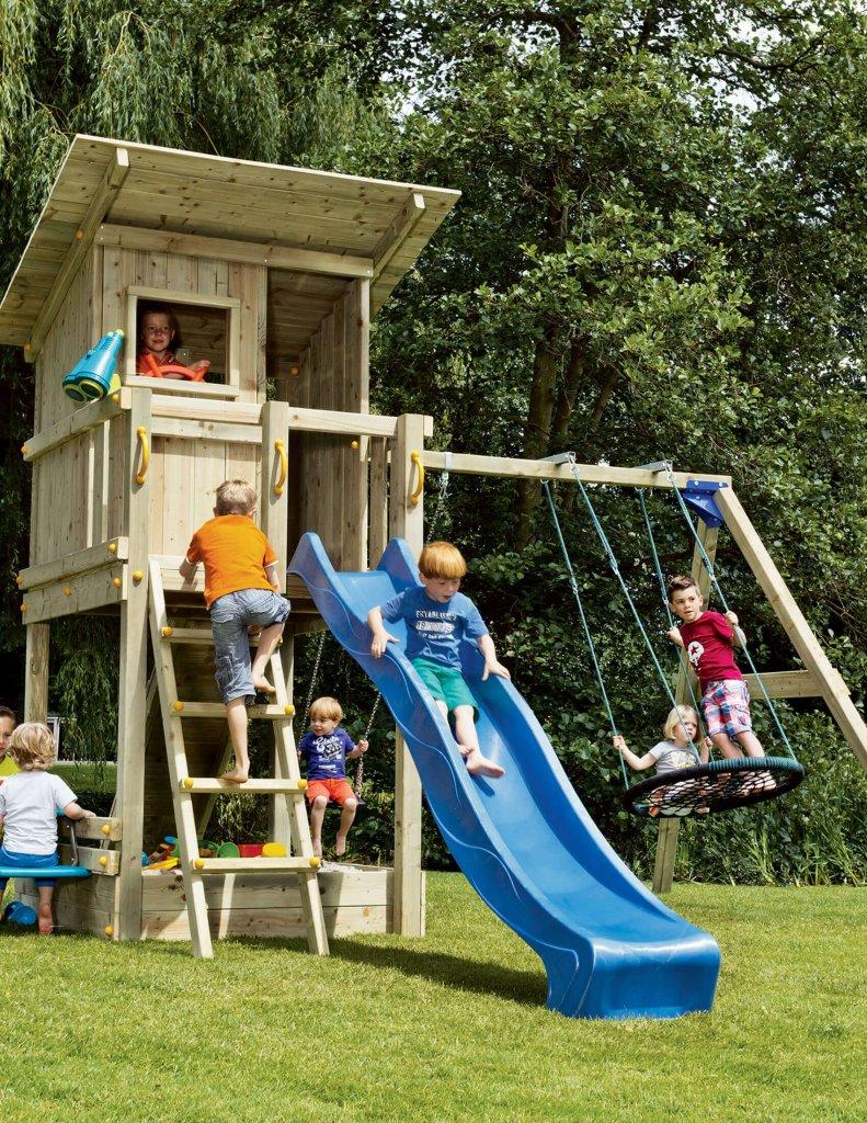 Spielturm Beachhouse von Blue Rabbit