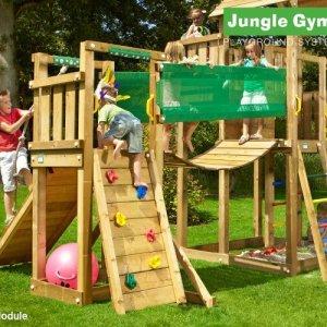 Anbaumodul Bridge für Spieltürme von Jungle Gym