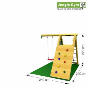 Skizze Climb Modul XTRA Jungle Gym