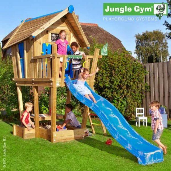 Crazy Playhouse von Jungle Gym