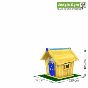 Spielhaus Crazy Playhouse von Jungle Gym