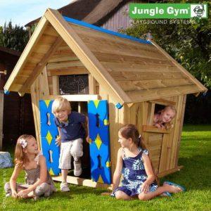 Spielhaus Crazy Playhouse von Jungle Gym