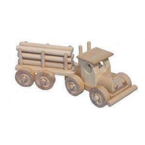 Holzspielzeug Holzanhänger