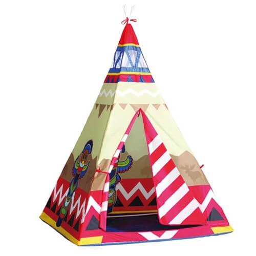 Indianerzelt Tipi für das Kinderzimmer