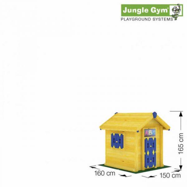 Jungle Playhouse Skizze