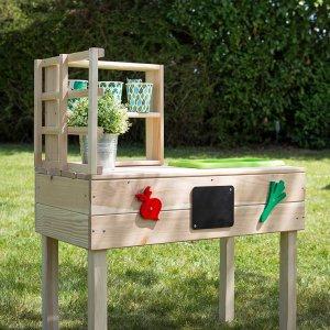 Kinder Gartentisch zum Spielen