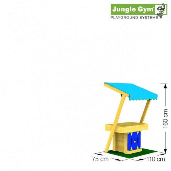 Market Modul von Jungle Gym