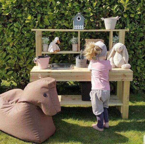 Outdoor-Küche für Kinder