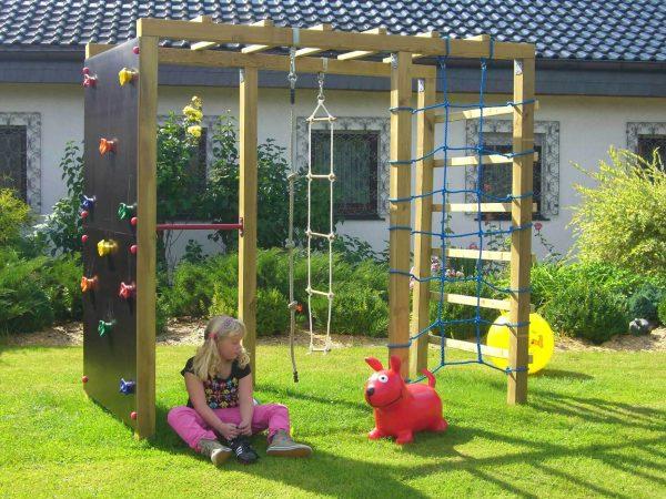 Multispielanlage XXL für Kinder