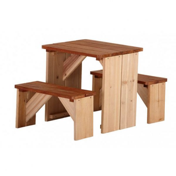 Picknick-Tisch für Kinder