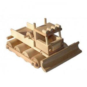 Holzspielzeug Pistenraupe