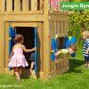Playhouse Modul von Jungle Gym