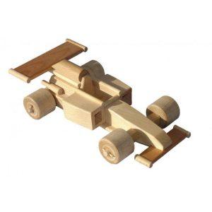 Holzspielzeug Rennauto