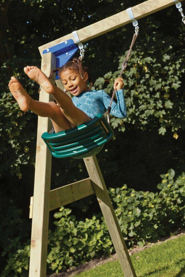Schaukelmodul @swing für die Blue Rabbit Spieltürme