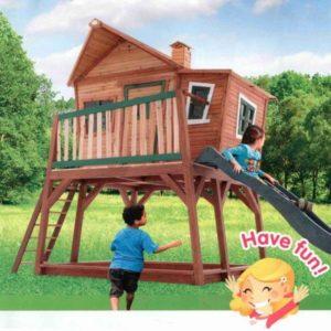 Spielhaus Max für den Garten