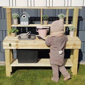 Spielküche für den Garten