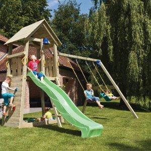 Blue Rabbit Spielturm Belvedere 120 für Kinder