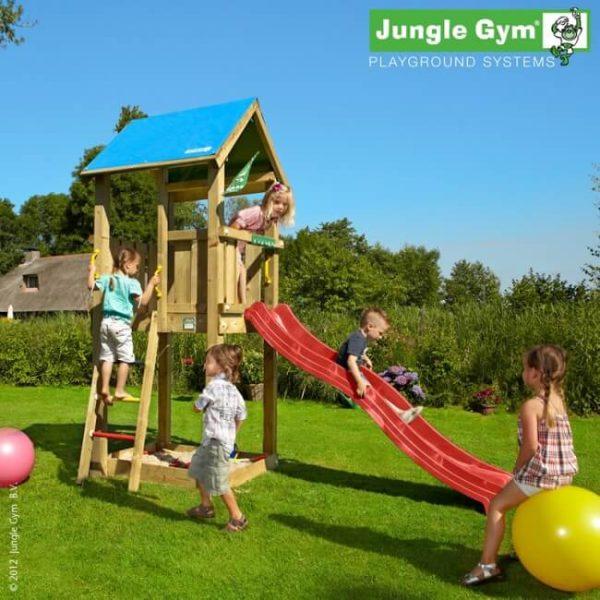 Spielturm Castle von Jungle Gym