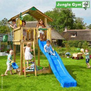 Spielturm Chalet von Jungle Gym