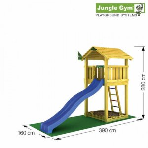 Spielturm Cottage von Jungle Gym