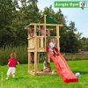 Spielturm Hut von Jungle Gym mit Rutsche
