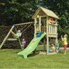 Spielturm Kiosk 150 cm Podesthöhe von Blue Rabbit