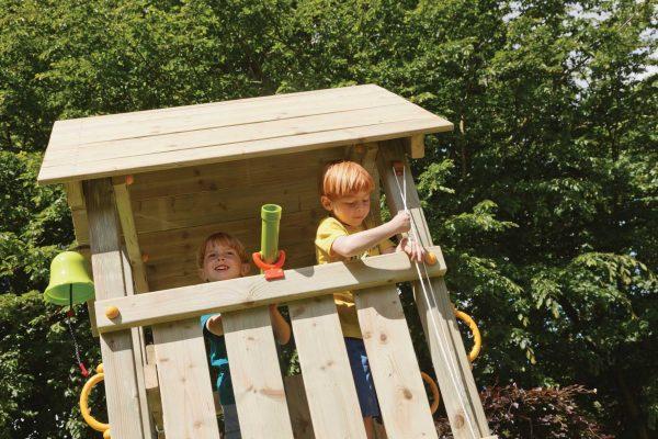 Blue Rabbit Spielturm Kiosk für Kinder