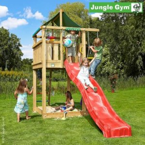 Spielturm Lodge von Jungle Gym
