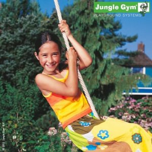 Jungle Gym Spieltürme mit Seil