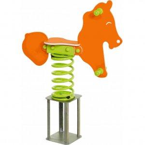 Federwippgerät Pferd